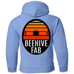 BeehiveFAB 2-sided print G185B Gildan Youth Pullover Hoodie