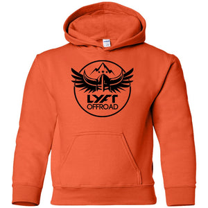 Lyft Off Road G185B Gildan Youth Pullover Hoodie