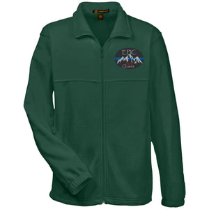 EPIC 4x4 Quest embroidered logo M990 Harriton Fleece Full-Zip