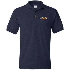 Scorpion embroidered logo G880 Gildan Jersey Polo Shirt