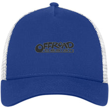 Load image into Gallery viewer, Offroad Design embroidered logo NE205 New Era® Snapback Trucker Cap