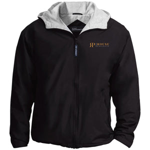 Rouse Projects - Gold & Silver embroidered JP56 Port Authority Team Jacket
