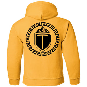 CT Sheild: Youth Pullover Hoodie