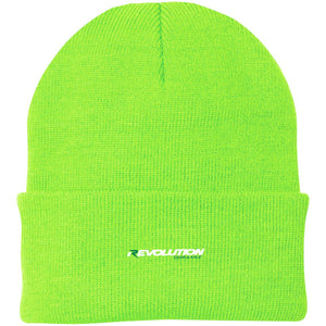Revolution embroidered CP90 Port Authority Knit Cap