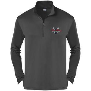 Sin City embroidered ST357 Sport-Tek Competitor 1/4-Zip Pullover