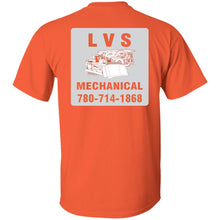 Load image into Gallery viewer, LVS Mechanical G500B Gildan Youth 5.3 oz 100% Cotton T-Shirt