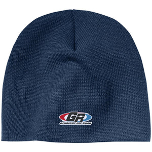 GenRight embroidered logo CP91 100% Acrylic Beanie