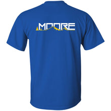 Load image into Gallery viewer, MOORE 2-sided print G500B Gildan Youth 5.3 oz 100% Cotton T-Shirt
