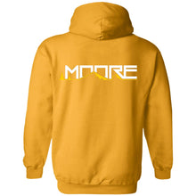 Load image into Gallery viewer, MOORE 2-sided print G185 Gildan Pullover Hoodie 8 oz.