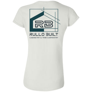 Rullo 2-sided print G640L Gildan Softstyle Ladies' T-Shirt