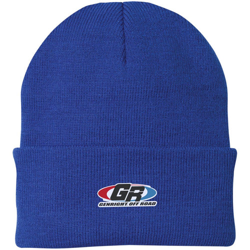 GenRight embroidered logo CP90 Port Authority Knit Cap