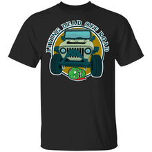 Load image into Gallery viewer, Living Dead Off Road G500B Youth 5.3 oz 100% Cotton T-Shirt