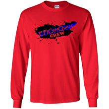 Load image into Gallery viewer, EPIC CREW G240B Youth LS T-Shirt