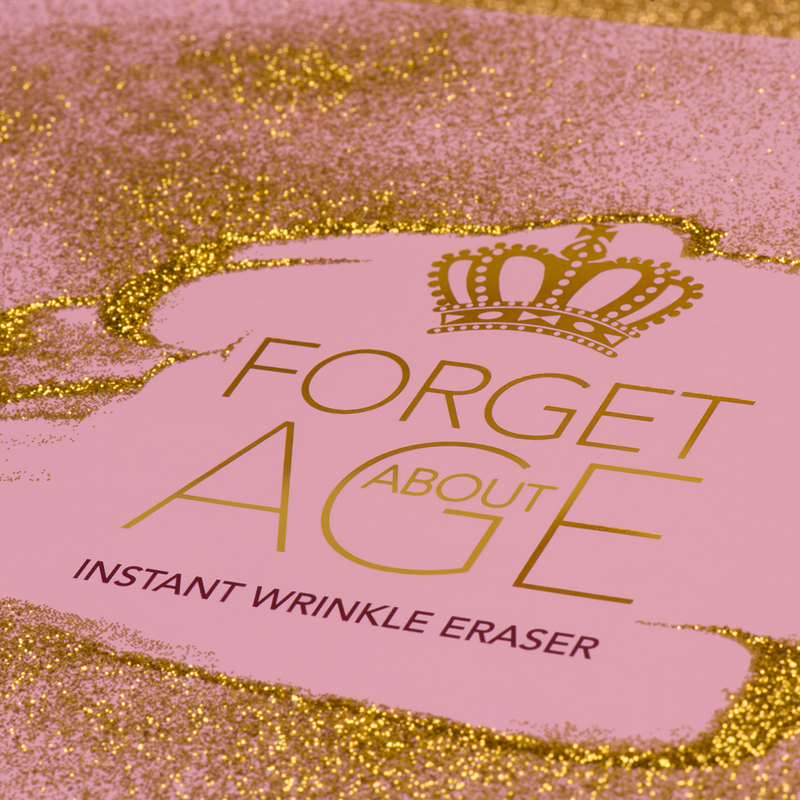 Forget About Age Antirimpel Crème box aanbieding