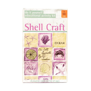 DIY Craft Kit ~ Shell Craft