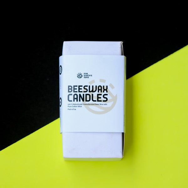 Beeswax Candle (Pack of 24)