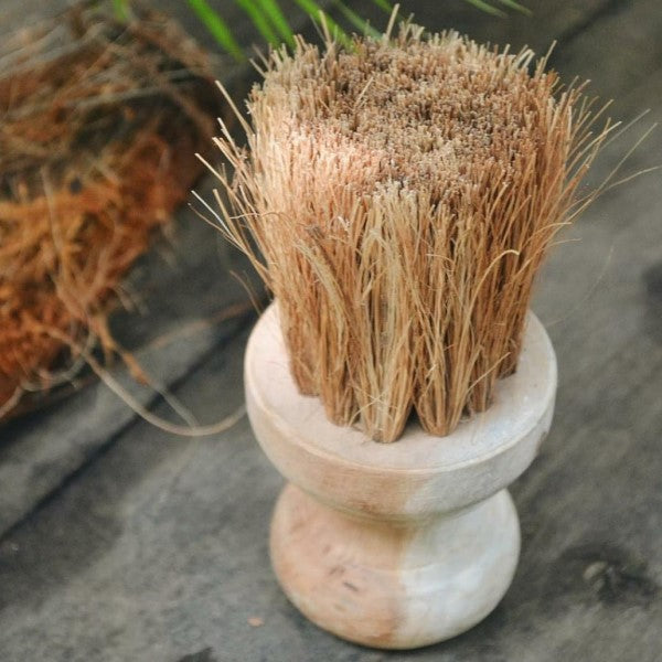 Coconut Fiber ~ Pan & Pot Brush