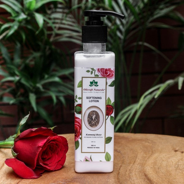 Rose Face & Body Lotion