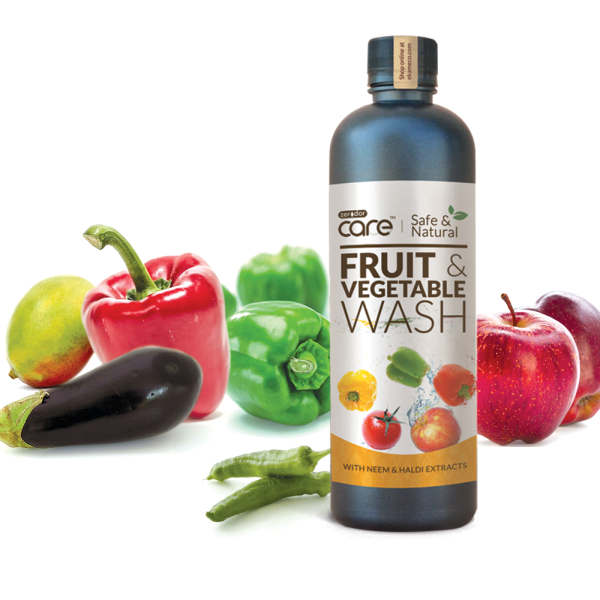 Natural Fruit Vegetable Wash