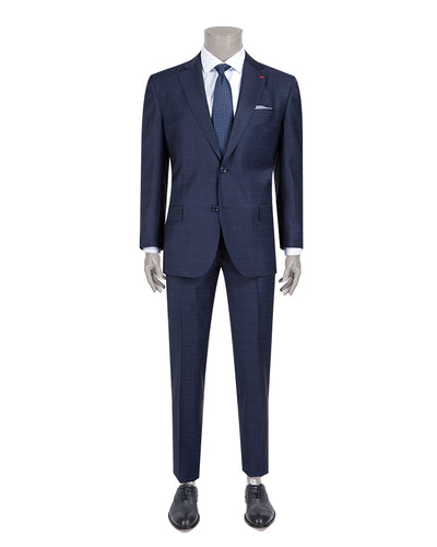 DS DAMAT ANZUG (Regular Fıt) by Business Titans