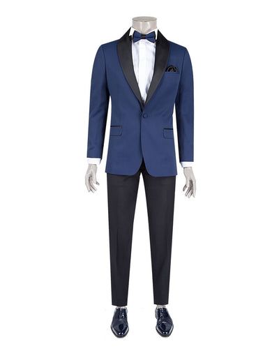 DS DAMAT SMOKING ANZUG (Slim Fit)