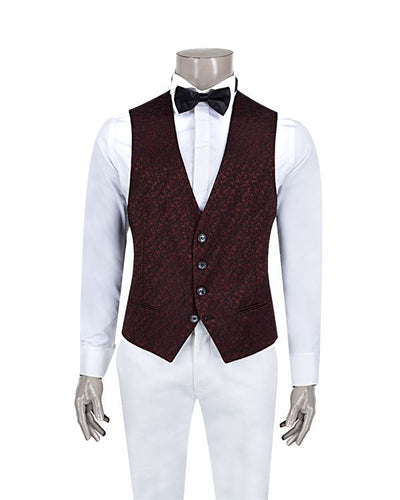 DS DAMAT SMOKING WESTE (Slim Fit)