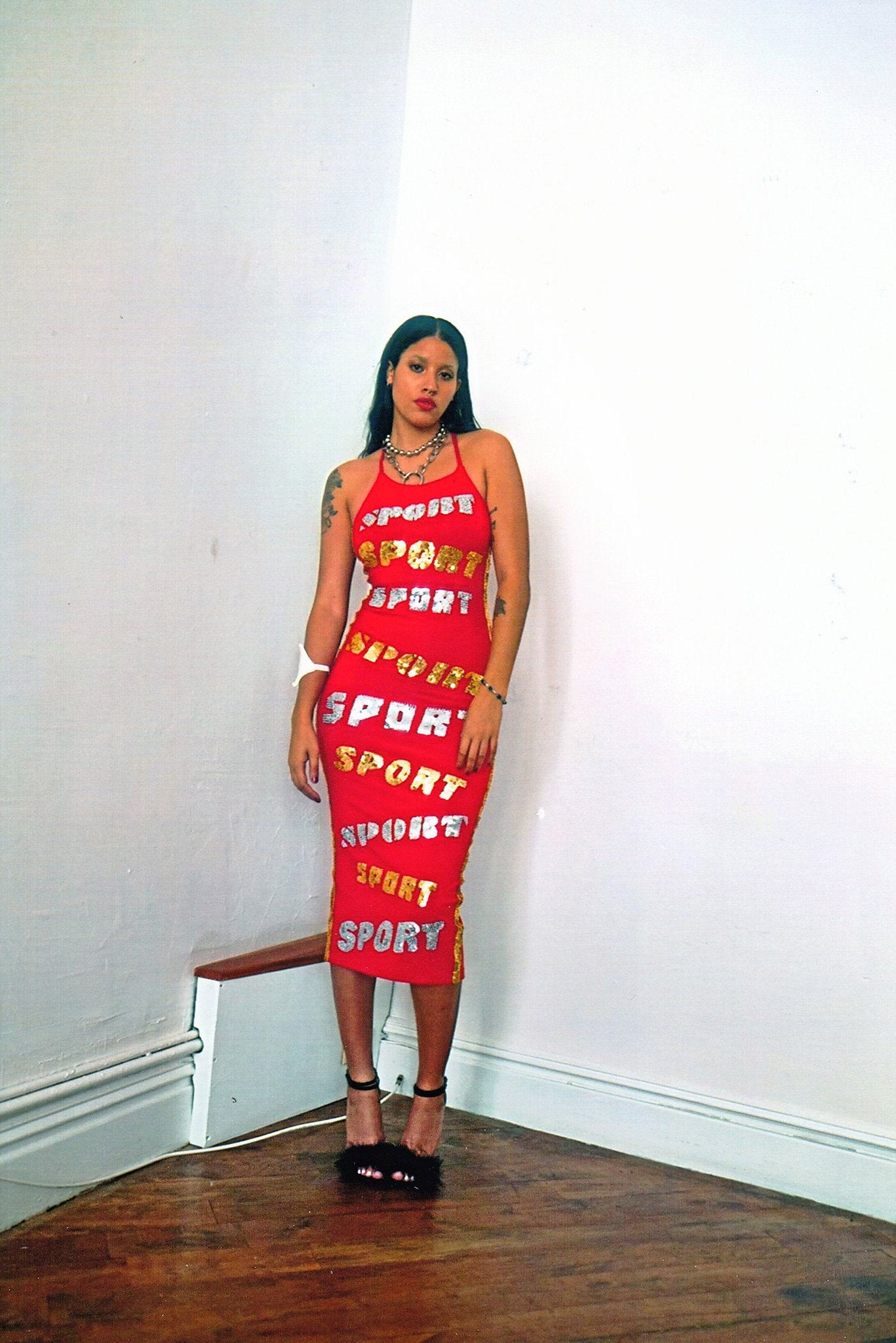 'THE FERRARI' Dress