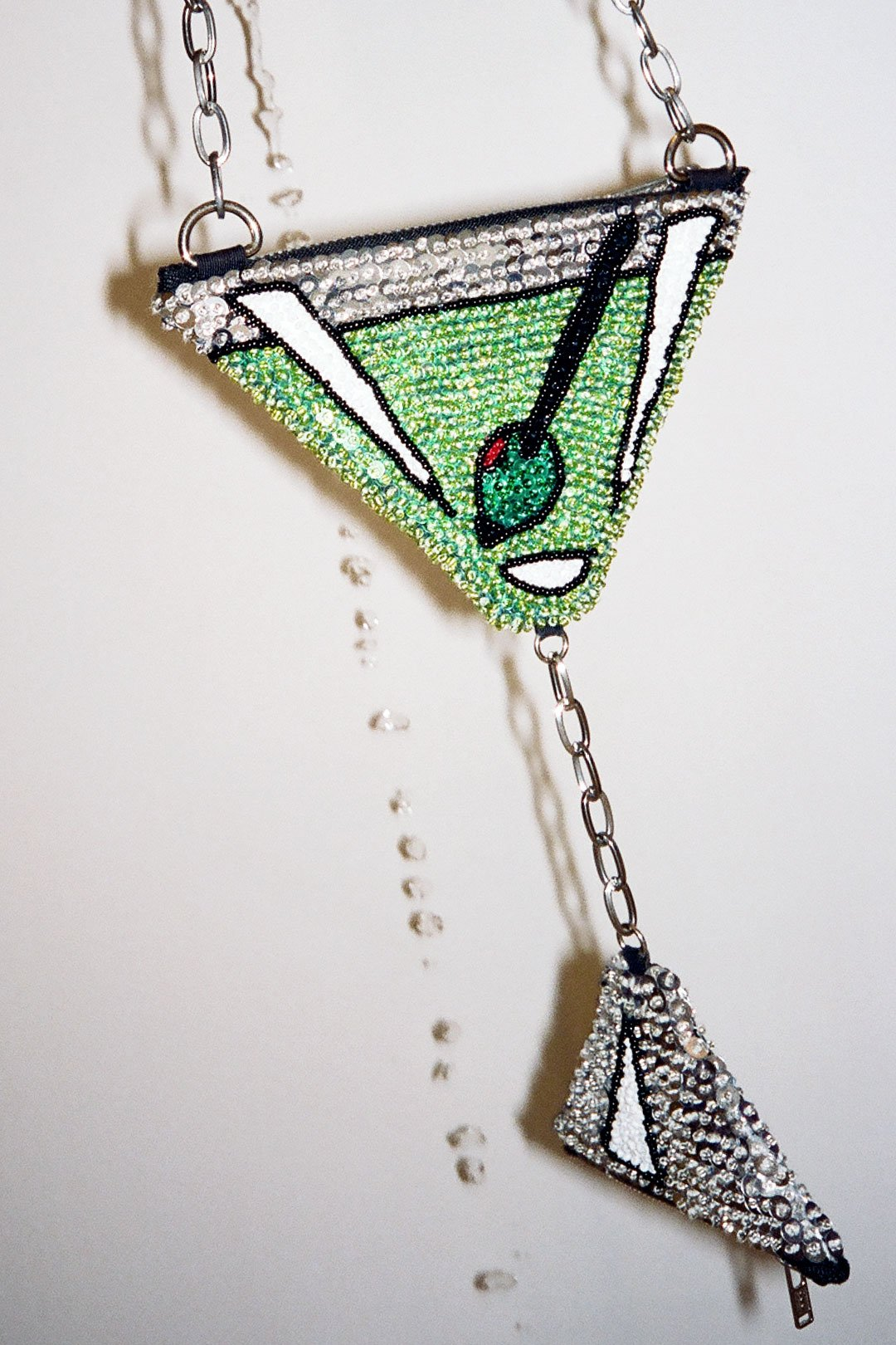 The Dirty Martini Purse