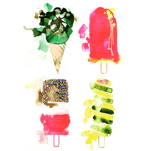Classic Ice Lollies