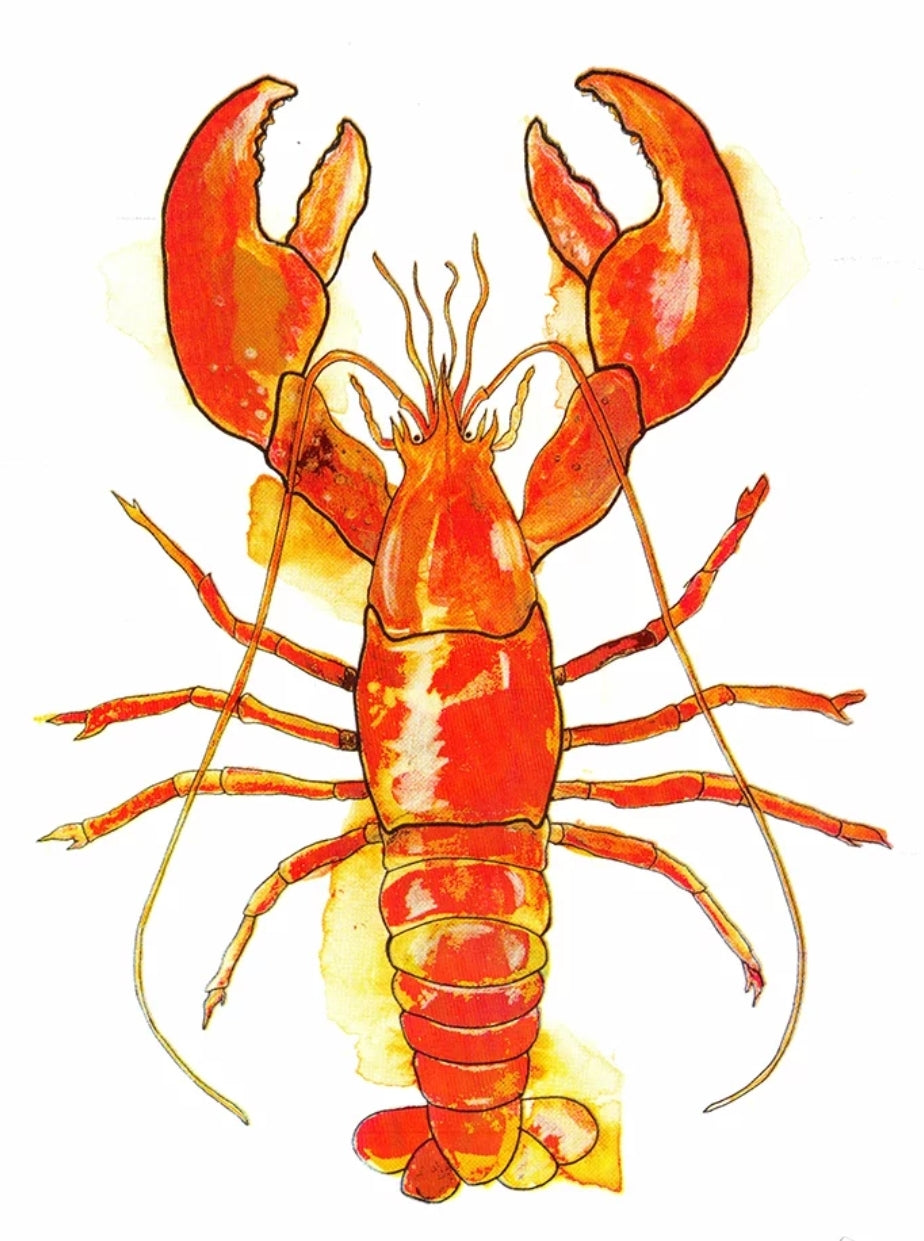 Lobster Artist Proof