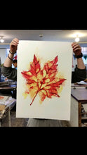 Load image into Gallery viewer, Autumn Leaf