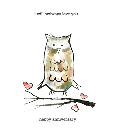 I will owlways love you