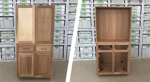 Cabinet Construction + Doors and Drawers Class - March 11-15, 2019