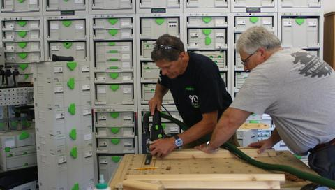 Festool System Essentials - May 22-23, 2019