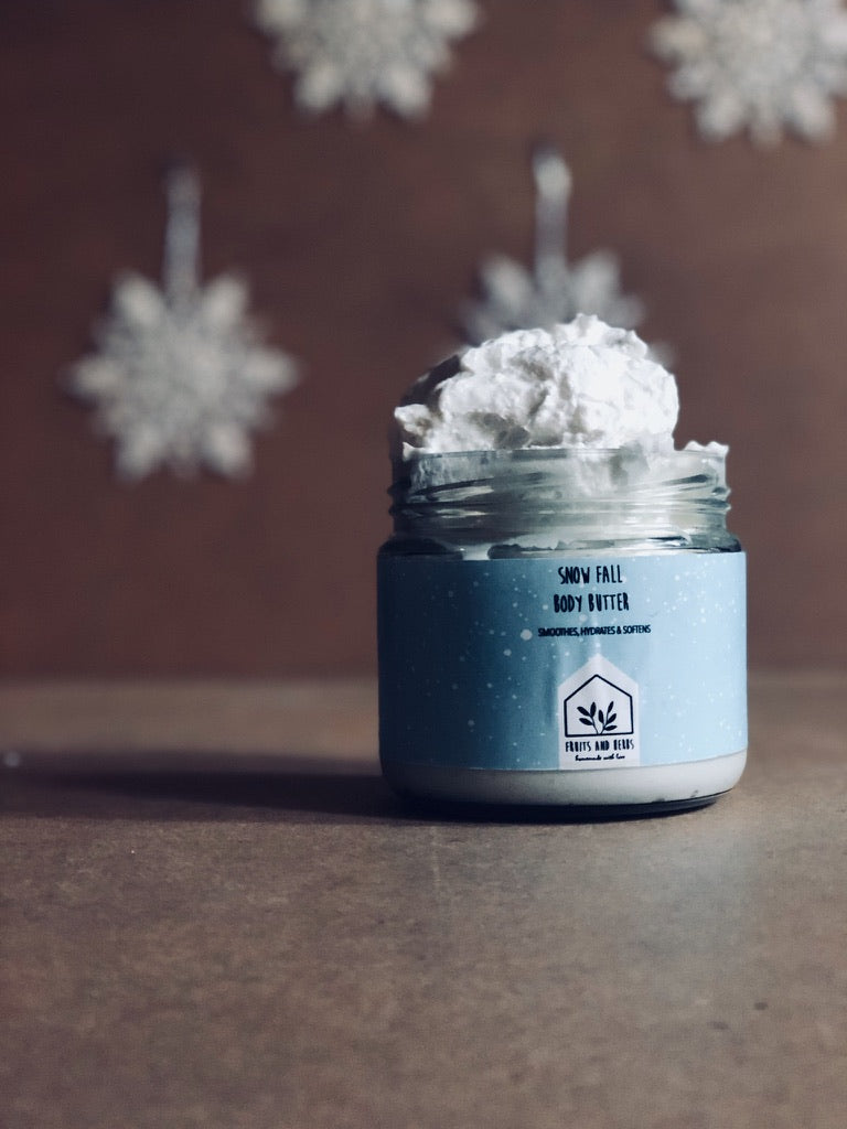 Snowfall Body Butter