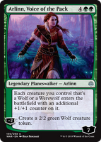 Arlinn, Voice of the Pack (150)