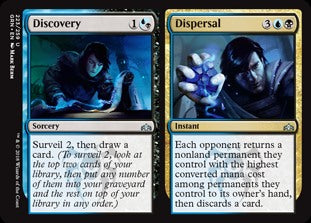 Discovery // Dispersal (223)