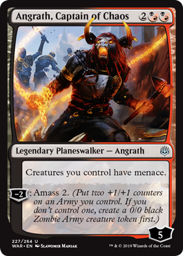 Angrath, Captain of Chaos (227)