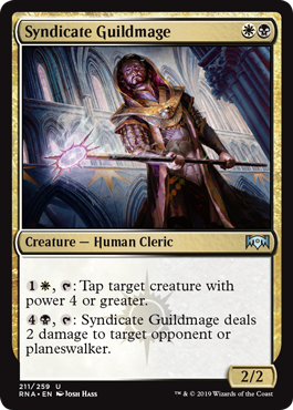 Syndicate Guildmage (211)