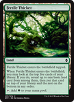 Fertile Thicket (237)