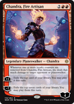 Chandra, Fire Artisan (119)