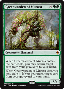 Greenwarden of Murasa (174)