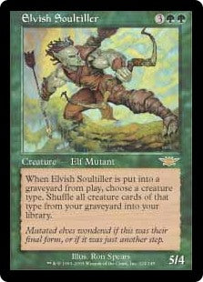Elvish Soultiller (124)