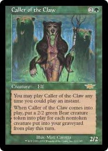 Caller of the Claw (121)