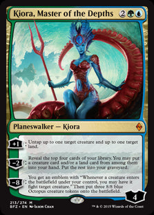 Kiora, Master of the Depths (213)