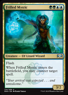 Frilled Mystic (174)