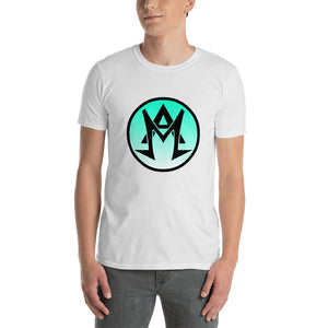 Cutomizable Short-Sleeve Unisex T-Shirt