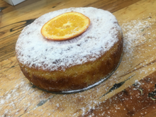 Load image into Gallery viewer, Orange & Almond Syrup Cake (6in Round) (G/F)