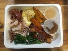 Load image into Gallery viewer, Roast of the Week - Roast Pork with Seasonal Veg and Gravy