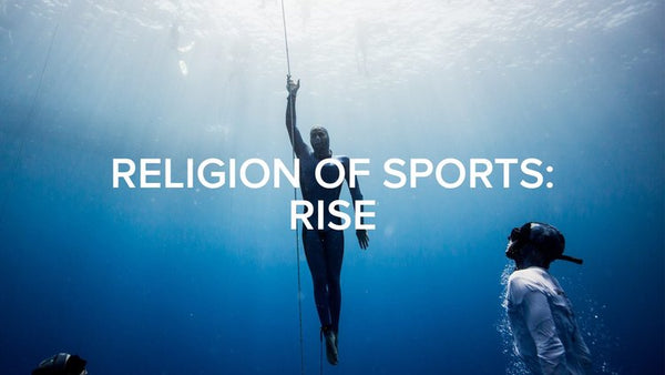 'Religion of Sports: Rise' Movie Night (by Nathania)